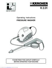 karcher k2 01 manuals rh manualslib com karcher instruction manual karcher owners manual