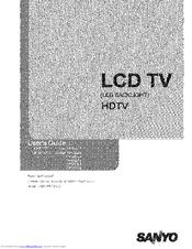 sanyo dp50e44 manuals rh manualslib com Sanyo TV Replacement Stand Walmart Sanyo Television
