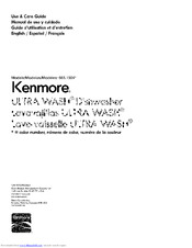 Kenmore 665.13043K116 Use & Care Manual