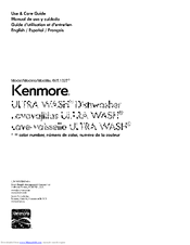 Kenmore 665.13279K117 Use & Care Manual