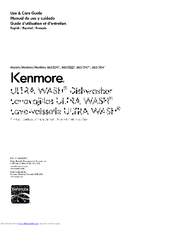 Kenmore 665.13229N410 Use & Care Manual