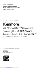 Kenmore 665.13099N410 Use & Care Manual