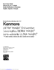 Kenmore 665.17159K214 Use & Care Manual