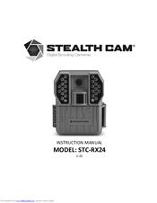 stealth cam stc rx24 manuals rh manualslib com  stealth cam stc 1540ir manual