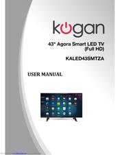 kogan kaled43smtza manuals rh manualslib com Manuals in PDF kogan 24 tv user manual