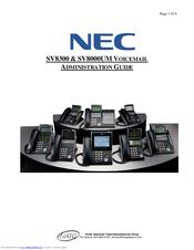 nec sv8300 manuals rh manualslib com nec sv8300 user manual nec sv8300 user manual
