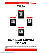saeco talea giro manuals rh manualslib com Talea Espresso Machine saeco talea service manual pdf