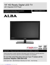 alba amkdvd22 manuals rh manualslib com alba tv user manuals Alba TV Channel