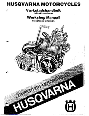 Husqvarna 400 LC Engine Shop Manual