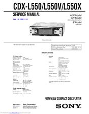 987866_cdxl550_product sony cdx l550x fm am compact disc player manuals sony cdx l550x wiring diagram at gsmportal.co