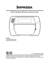 Impassa SCW9057G-433 Manuals