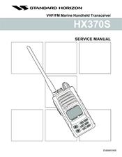 standard horizon hx370s manuals rh manualslib com standard horizon hx370s service manual standard horizon submersible hx370s manual