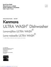 Kenmore Ultra Wash 665.1327 Series