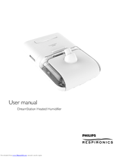 PHILIPS DREAMSTATION USER MANUAL Pdf Download