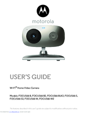 Motorola FOCUS66-W User Manual
