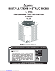 Ameristar M4HP40 Series Manuals | ManualsLibManualsLib