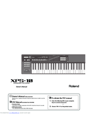 roland xps 10 manuals rh manualslib com XPS 10 Tablet 32GB XPS 14