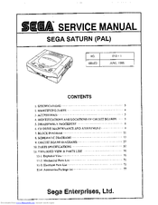 sega saturn service manual pdf download rh manualslib com service manual galaxy saturn service manual for 2005 saturn vue
