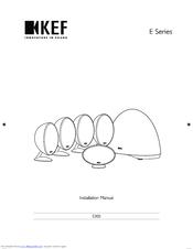 kef e305 handleiding