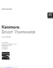 Kenmore 105.20001410 Use & Care Manual
