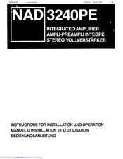 nad 317 user guide user guide manual that easy to read u2022 rh sibere co Nad C356 317 Nad Integrated Amplifier