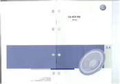 Buy volkswagen rns 510 navigation / audio owners manual owners.