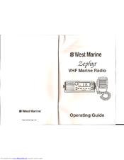 West Marine Zephyr Manuals