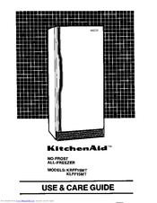 KitchenAid KRFF15MT Use & Care Manual
