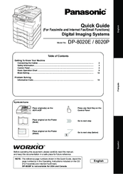 New Driver: Panasonic WORKiO DP-8020 PCL Printer