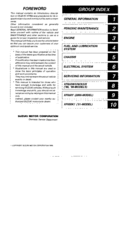 1996-2001 suzuki xf650 freewind factory service repair manual 1997.