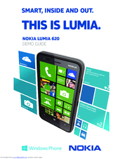 Nokia Lumia 620 Demo Manual