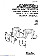 volvo penta 2001 owner s manual pdf download rh manualslib com