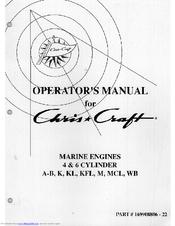 chris craft m manuals rh manualslib com chris craft manuals chris craft 283 engine manual