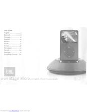 jbl on stage micro user manual pdf download rh manualslib com