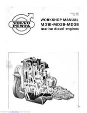 volvo penta md3b manuals rh manualslib com Volvo Shop Manual Volvo Shop Manual