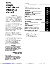 mazda mx 5 miata workshop manual pdf download rh manualslib com