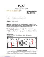 marantz sr5002 manuals rh manualslib com marantz sr5002 service manual marantz sr5002 user manual