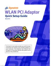 Dynalink WLAN PCI Adaptor WLG25PCI Drivers Update