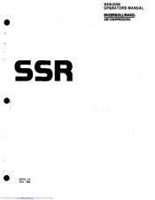 ingersoll rand ssr 2000 manuals rh manualslib com Maintenance Ingersoll Rand SSR Parts Ingersoll Rand SSR Ep 50