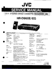 jvc hr d960e manuals rh manualslib com service manual jvc hr-vp674u service manual jvc hr-vp674u