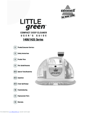 bissell little green 1425 manual