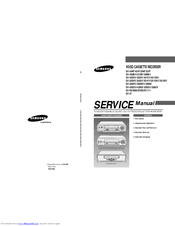 Samsung SV-234F Service Manual