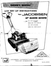 Array - jacobsen 22114 owner u0027s manual pdf download   rh   manualslib com