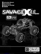 hpi racing savage x 4 6 big block manuals. Black Bedroom Furniture Sets. Home Design Ideas