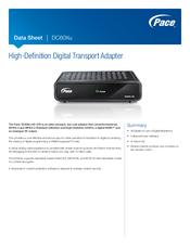 pace dc60xu manuals rh manualslib com pace dc50x remote manual pace dc50x remote control manual