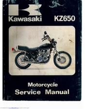 kawasaki kz650 manuals rh manualslib com 1978 kz650 service manual 1978 KZ650 Cafe Racer