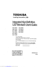 TOSHIBA 23L1350U User Manual
