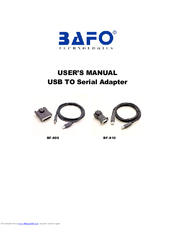 BAFO BF-816 DRIVERS DOWNLOAD