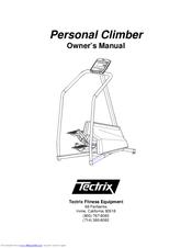 tectrix personal climber manuals rh manualslib com Yamaha Service Manuals PDF Chilton Manuals