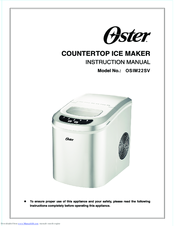oster osim22sv manuals rh manualslib com oster ice cream frozen yogurt maker manual oster ice cream frozen yogurt maker manual